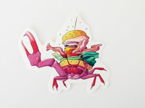 King Burgercrab!