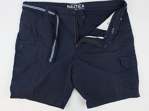 Natica Navy Cargo Shorts 42
