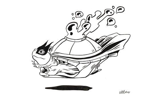 Captain Turtle!