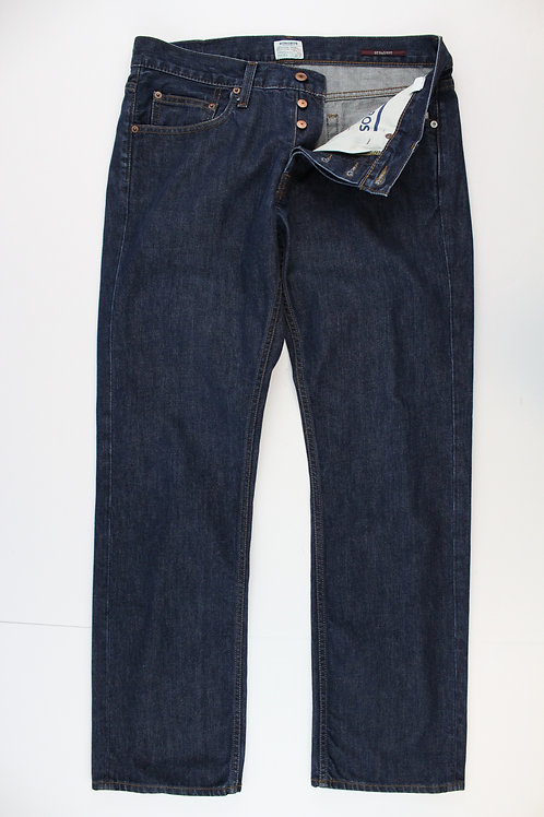 Bonobos Denim Straight Leg Button Fly