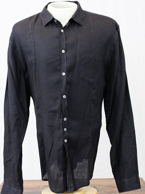 John Varvatos Black Linen Large