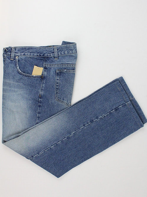 Gucci Denim Jeans Straight Leg Zip Fly 36 x 30