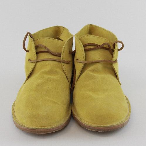 Elia Maurizi Suede Chukka Boots w/Leather Laces 12