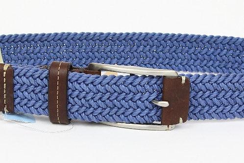 Martin Dingman Cobalt, Knit Weave w/Leather Trim, 34