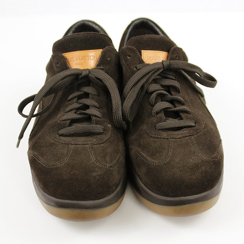 Louis Vuitton Suede Sneaker 9.5