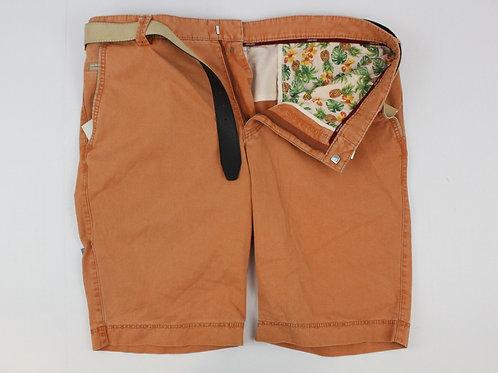Meyer Orange Flat Front w/Belt 40