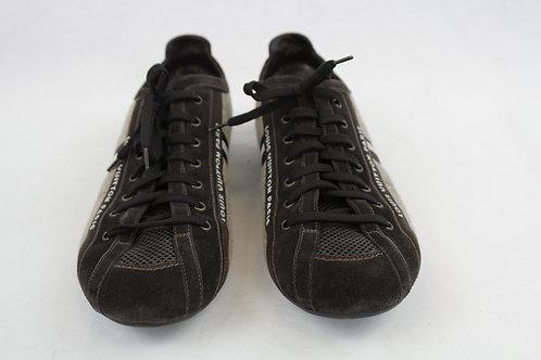 Louis Vuitton Suede Sneakers 12