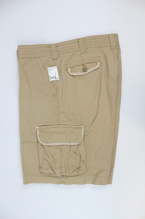 George & Martha Khaki Cargo Shorts 42
