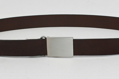 Banana Republic Brown Leather Belt X-Large