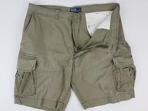 Ralph Lauren Olive Cargo Shorts 42