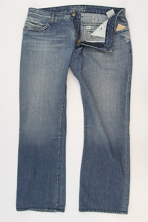 Robin's Jeans Denim Made in USA Zip Fly 38 x 32