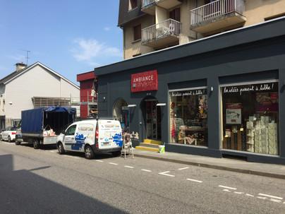 Ravalement de façade - Viallant-Loge