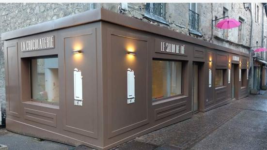 Chocolaterie Lamy Ussel - Viallant-Loge