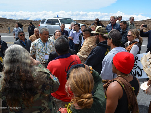 Protests against the Thirty Meter Telescope: Is tradition preventing us from scientific discoveries?