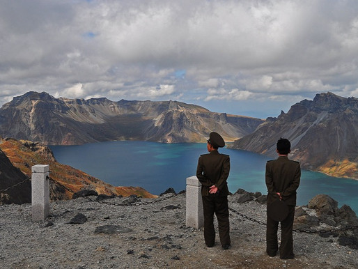 Mount Paektu: the geological mystery on the China-North Korea border