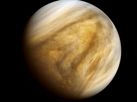 Life on... Venus?