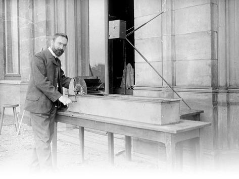 Ludwig Prandtl: the father of modern aerodynamics