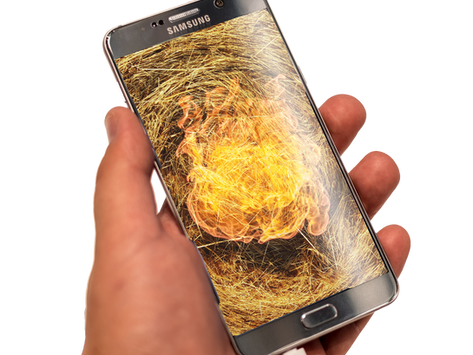 Ode to the short-lived, bright-burning Samsung Galaxy Note 7