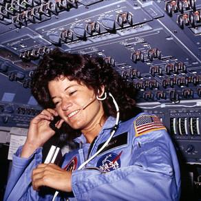 Women in Space: Period.