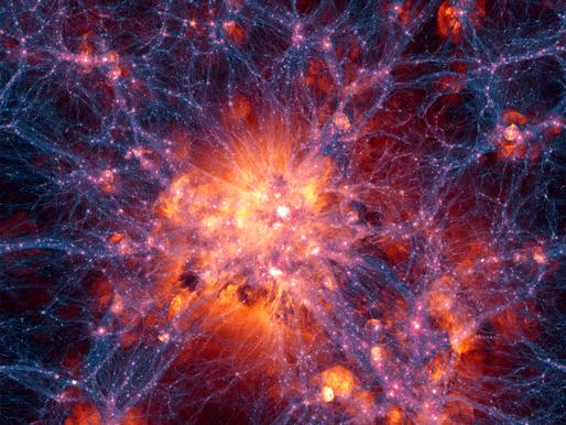 A not so dark tale on dark matter