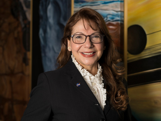 Adriana Ocampo: NASA's Asteroid Catcher