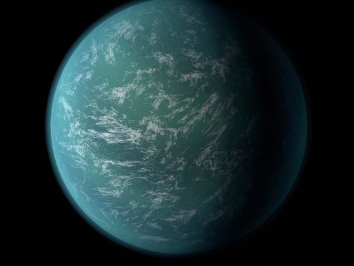 Moving on up: looking for a new planet to inhabit