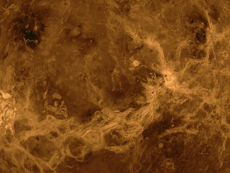 Venus: the second planet of the Solar System