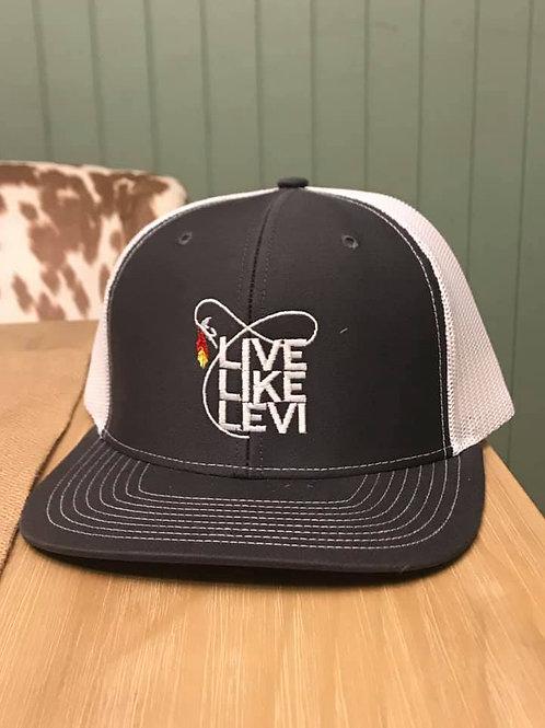 #LLL hat-black/white