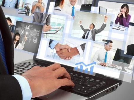 Seria de evenimente online de business Forbes Forward e-vent