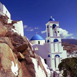 Panagia Gremiotissa, Greece