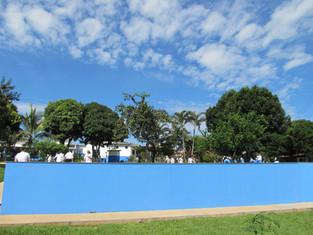 The Casa De Dom Inacio Garden From Outside