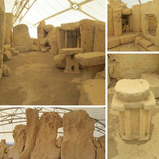 Hagar Qim Megalitic Complex, Malta