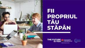 """Proiect """"Fii Propriul Tău Stăpân"""" - cursuri antreprenoriale"""