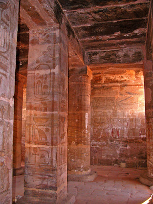 Amada Temple, Egypt