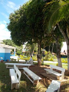 Casa De Dom Inacio Complex Magic Garden Benches