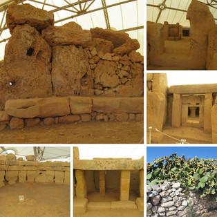 Mnajdra Megalitic Complex, Malta