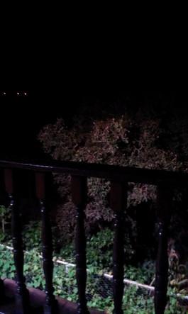Casa De Dom Inacio Complex Panorama Terrace At Night