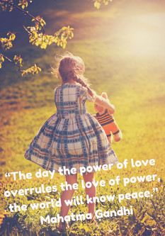 Power of Love or Love of Power