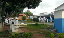 Casa De Dom Inacio Complex Magig Garden People Walking