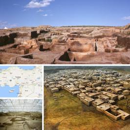 Catal Huyuk Archeology Complex, Turkey