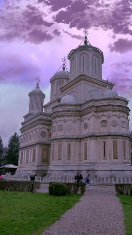 Arges Monastery, Romania