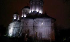 Radu Voda Monastery, Bucharest, Romania