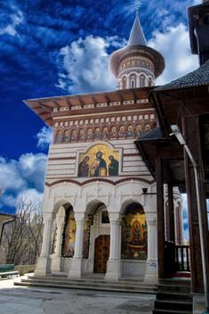 Rohia Monastery, Transylvania, Romania