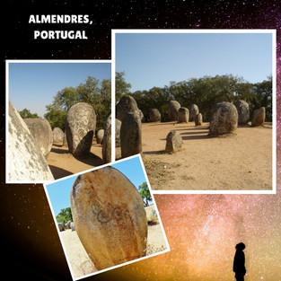 Almendres Megalits, Spain