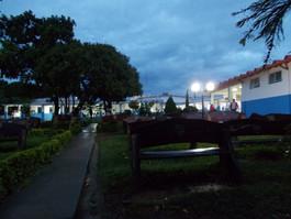 Casa De Dom Inacio Complex In The Evening