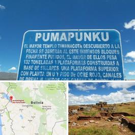 Puma Punku Complex, Mexico
