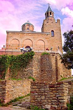 Patriarhic Cathedral, Veliko Tarnovo, Bulgaria