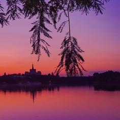 SummerEveningLake Purple.jpg
