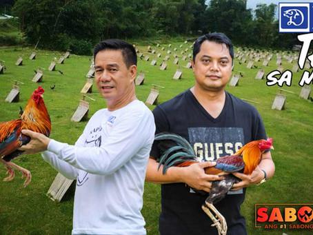 Raymond Burgos at Rapapap Yulo sa Paglulugon ng Manok (July 25, 2021)