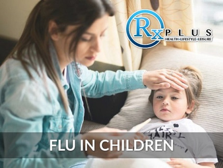 Ritemed: Flu In Children (April 18, 2020)